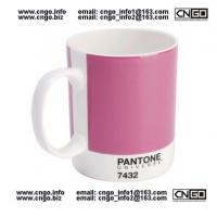 Buy cheap GIFTS MUG PANTONE colors mug to your LOVER mugs NO.7432MUG CERAMIC from wholesalers