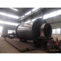 Casting Steel Ball Mill End Cap , Large Size Heavy Steel Casting Parts
