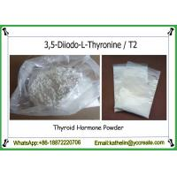 Wholesale Thyroid Hormone Powder 3,5-Diiodo-L-Thyronine / T2 Used For Insulin-Like Growth Factor CAS:1041-01-6 from china suppliers