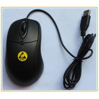 Quality Durable Plastic Antistatic USB Type Wired ESD Mouse for sale