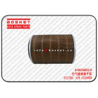 Buy cheap ISUZU NPR Parts NKR 600P 4JH1 8-94156052-0 8941560520 Air Cleaner Filter from wholesalers