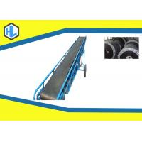 Wholesale 250 M³/H Capacity Movable Pvc Inclined Belt Conveyor Flexible Arrangement from china suppliers