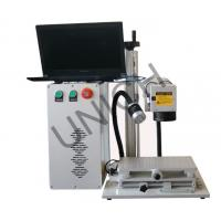 Quality Fiber Laser Marking Machine 20w for marking metal laser marking machine for sale