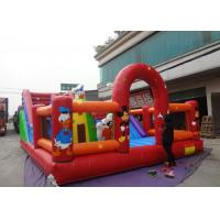Wholesale Mickey Inflatable Park Waterproof , Wonderful Inflatable Water Park For Public Garden from china suppliers