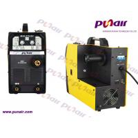 270A Synergic system welder MIG270DY with minimum stable operating current down to 40A