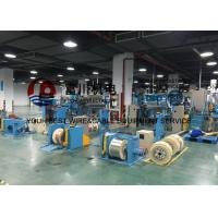 Wholesale Fuchuan LAN Cable Extrusion Machine With 65 Extruder Main Machine 35 Injection Machine from china suppliers