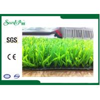 Wholesale SGS REACH CE 9000 Dtex PE Synthetic Artificial Grass Double Green from china suppliers