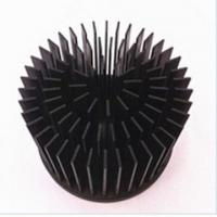 Wholesale Sliver or black  etc; Aluminum heatsinks, use for LED light, accepts any specifications and OEM/ODM from china suppliers