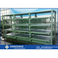 Wholesale Steel Unisource Mold Storage Racks Half Open / Widely Open For Storing Dozens Molds from china suppliers