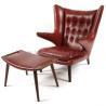 Buy cheap replica modern classic furniture Hans Wegner Papa Bear Chair designer chair from wholesalers