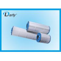 Buy cheap Darlly Pleated Home Water Filter Cartridge with PU / Plastisol End Cap from wholesalers