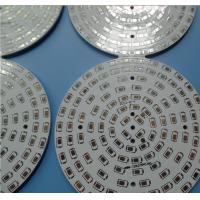 Wholesale 3W / MK CTI 600V 1oz Metal Core PCB Single Sided LED MCPCB Board from china suppliers