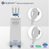 Wholesale Best sellers Nubway vertical beauty machine e-light ipl Blood Vessels Removal hair removal from china suppliers