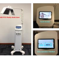 Buy cheap CE approved real diode laser hair regrowth laser hair growth machine from wholesalers