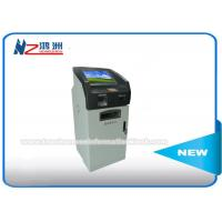 Wholesale Touch Screen Automatic Card Vending Machine For Bank / Retail Store Custom Logo from china suppliers