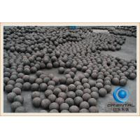 Wholesale B2 High hardness steel grinding media ball for gold mine HRC 58-64 from china suppliers