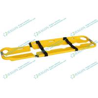 Wholesale Easy carried and safety plastic scoop stretcher for patients 162 * 44 * 7cm from china suppliers