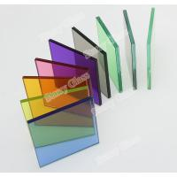 Buy cheap Colored Laminated Glass from wholesalers