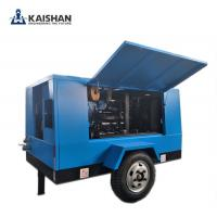Wholesale 2017 Hot sales! Kaishan air compressor/Portable diesel screw air compressor/Energy efficient/ High quality air compresso from china suppliers