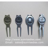 Quality Cheap Golf Divot tools in bulk production, Custom Metal Golf Divot repairer tools for sale