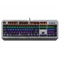 Wholesale AULA SI-2039 Rainbow Gaming Keyboard Anti-ghosting 450.5L× 163.7W ×42H ±0.5mm Size from china suppliers