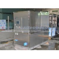 Wholesale Electricity Saving Large Capacity Ice Cube Machine , 1 Ton Per 24 Hours from china suppliers