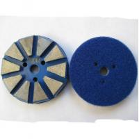 Wholesale Beveled Metal Floor Grinding Pads from china suppliers