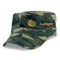 Quality Cotton Military Style Cap for sale