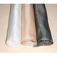 Wholesale Anti Acid Glass Fiber Cloth Double / Single Side Web Filter Press Cloth from china suppliers