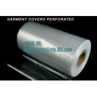 Wholesale Plastic Cover films on roll, laundry bag, garment cover film, films on roll, laundry sacks from china suppliers