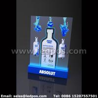 Wholesale Ledpos Absolut Vodka Bottle Sign from china suppliers