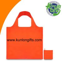 Wholesale Reusable Shopping Tote Travel Recycle Bag Various Color reusable bags foldable from china suppliers