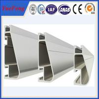 Wholesale Top quality Aluminum solar mounting rail/ bracket/ solar racking from china suppliers