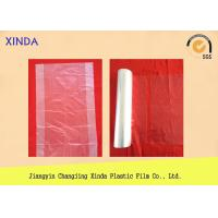 Wholesale Plastic vegetables and fruit continuous recyclable bag rolling side gusset from china suppliers