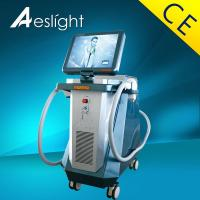 Wholesale UPdated Painless 808nm Diode Laser Hair Removal Machine With Spot Size 12mm*23mm from china suppliers