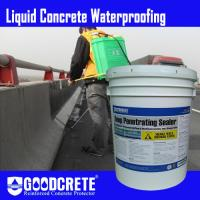 Wholesale spray applied liquid concrete waterproofing from china suppliers