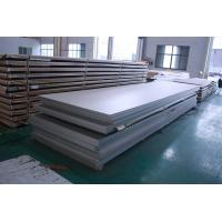 Wholesale AISI / SUS 304 / 304L Hot Rolled Stainless Steel Plate For Chemical from china suppliers