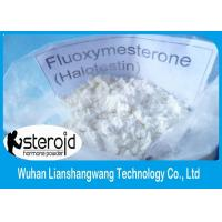 Wholesale White Testosterone Anabolic Steroid  Powder Halotestin Fluoxymesterone CAS 76-43-7 for Breast Cancer Treatment from china suppliers