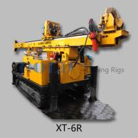 Wholesale Drilling rig equipment XT-6R hydraulic Crawler Core Drilling Rig from china suppliers