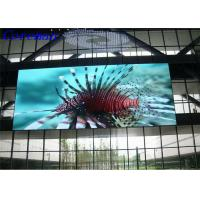 Wholesale HD P4 indoor LED Displays Video Wall SMD Full Color for Supermarket Hall from china suppliers