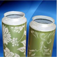 Wholesale Multicolor Rotary Screen Printing Flexible Ni Thickness 105M High Toughness from china suppliers