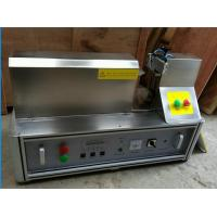 Wholesale 1100Kg Semi Automatic Tube Filling And Sealing Machine Size 1900×800×1600mm from china suppliers