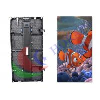 Wholesale Slim Ph 6.25mm Indoor Rental Led Display Panel / Noiseless Video Screen Hire from china suppliers