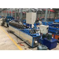 Buy cheap Durable Rolling Shutter Strip Forming Machine With Adjustable Working Speed from wholesalers