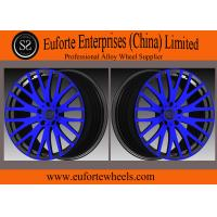 Quality SS Wheels - Multiple Spoke 1 Piece Forged Aluminum Wheels Y - Shaped Dust Free For Truck for sale
