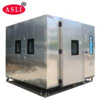 Wholesale Programable Operation Standard Laboratory Walk-In Temperature Humidity Test Room SSR Control from china suppliers