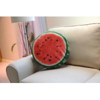 Wholesale Dining Room Chair Cushions / Couch Back Pillows Like Watermelon For Decorate from china suppliers