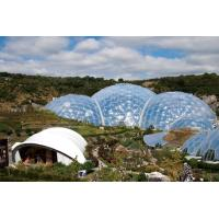 Wholesale Large Tensile Membrane Structure Geodesic Dome Greenhouse Tent from china suppliers