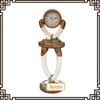Wholesale new innovative product ideas! Resin Promotion floor Clock for Sale BP727WA+857WA from china suppliers