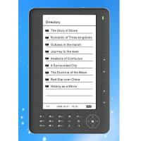 Wholesale 7 inch high 800 X 480 resolution 32GB with OTG Portable Ebook Reader with 11 languages from china suppliers